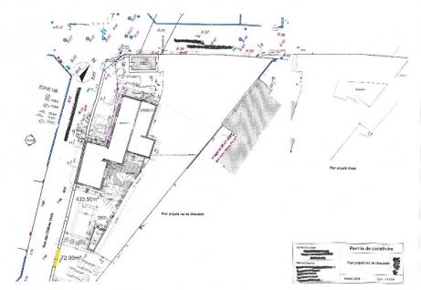 TERRAIN RIVEDOUX PLAGE 460 M2